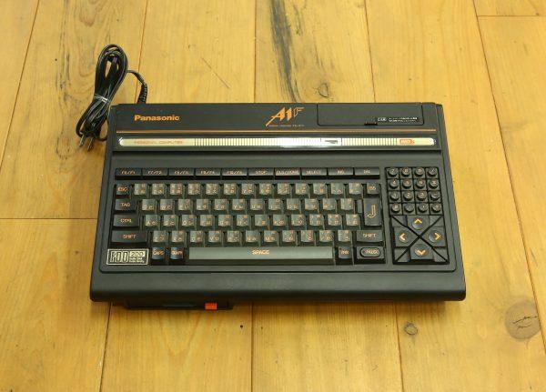 パナソニック MSX2 A1F FDD 高額買取!