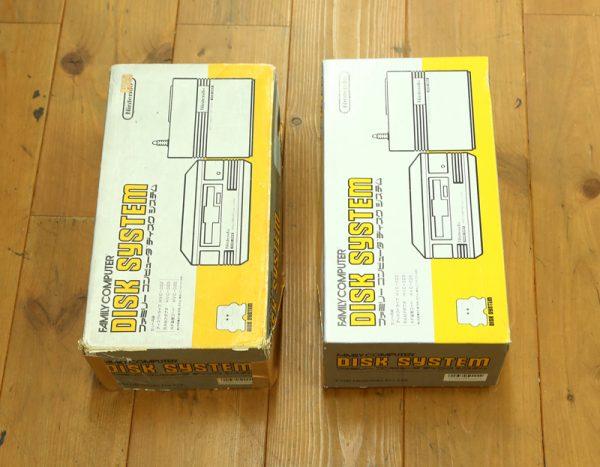 任天堂 ファミコン ディスクシステム 箱付を買取しました!