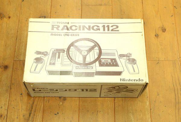 任天堂 RACING 112 レーシング112を買取査定しました!