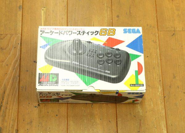 セガ メガドライブ アーケード パワー スティック 6B 高価買取!