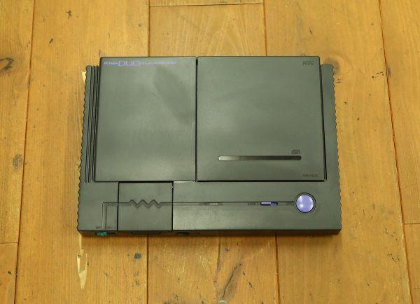 NEC PCエンジン DUO 故障品を買取査定しました!