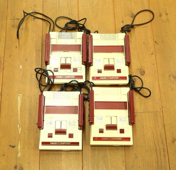 任天堂 ファミコン 複数セット買取査定いたしました!