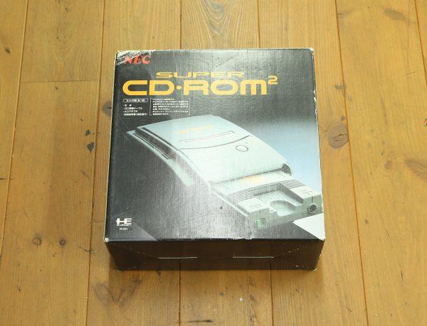 NEC PCエンジン スーパーCD ROM2 箱付を高価買取しました!