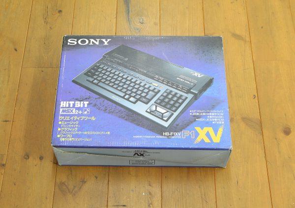 ソニー MSX2+ HITBIT F-1 XV 箱付を高価買取!