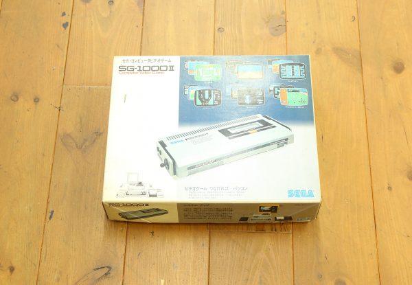 セガ  SG1000IIのレア機種 箱付を高価買取しました!