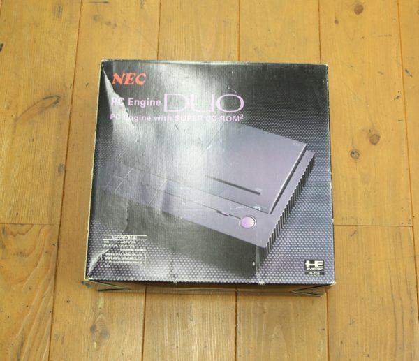 NEC PCエンジンDUO 箱説明書付を買取査定しました!
