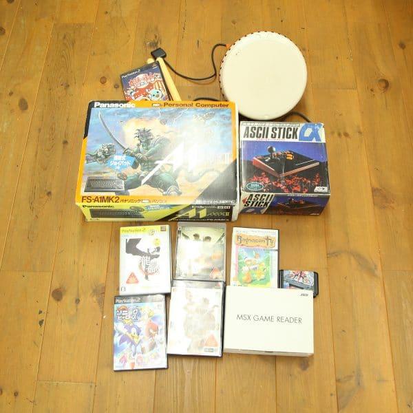 【2020年 7月】レトロゲーム 高価買取  MSX2 A1 MK.II 箱付 アスキースティック