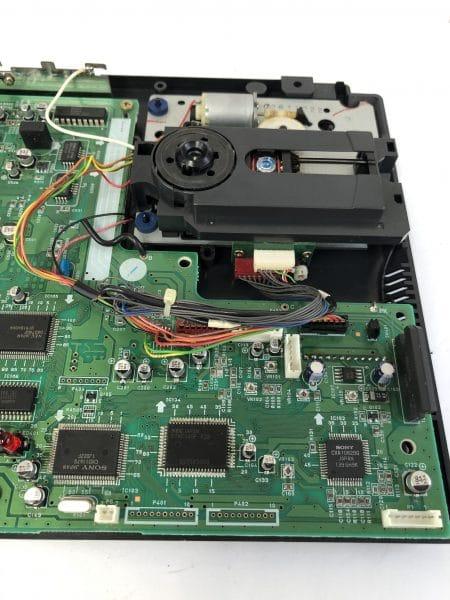 【2020年8月】レトロゲーム NEC PCエンジン DUO 修理 故障 メンテナンス CDピックアップ編