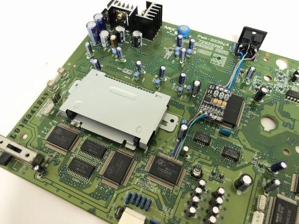 【2021年8月】コンデンサフル交換&RGB出力 NEC PCエンジン DUOシリーズ レトロゲーム編